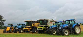 Genuine Dispersal of Arable & Farm Machinery