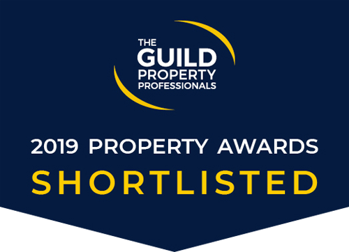 The Guild Property Professionals - 2019 Property Awards Shortlisted